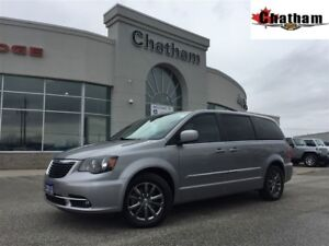 2015 Chrysler Town & Country S/DVD/POWER DOORS/HEATED SEATS+STEE