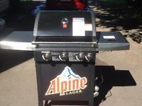 """New Tera Gear """"Alpine Lager"""" 48000 BTU BBQ"""