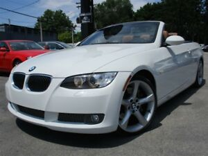 2009 BMW 3 Series 335I ~ CONVERTIBLE~ 68KMS ~!!