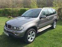 BMW Stunning X5 3.0d Sport Auto 56 plate low miles REDUCED!!!!