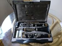 Buffet Clarinet Standard beginners model as used in schools