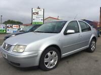 2003 VW BORA S TDCI SUPERB 1 OWNER FROM NEW DIESEL SALOON same as Passat
