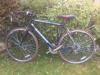 AMMACO XRS650 racing road bike bicycle rarely used virtually new for sale £160