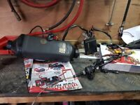 eberspacher 24v diesel night heater