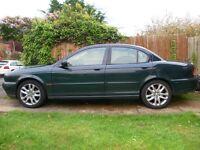 Jaguar X-Type Sport 2.5, Maual 4 Wheel Drive (British Racing Green)