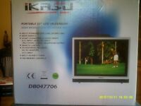 """A 19"""" TV (USED) IN GWO"""