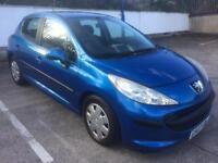 2007 PEUGEOT 207 S 1.6 HDI £30 ANNUAL TAX, NEW MOT OCTOBER 2018, READY TO GO