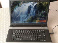 An Advent 8117 laptop in excellent refurbished condition