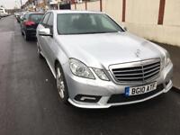 Mercedes Benz E350 V6 Engine Silver £8000