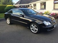 MERCEDES C220 DIESEL, 2008 COUPE, FULL HEATED LEATHER ***FINANCE FROM £38 PER WEEK***