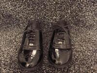 Girls John Lewis shoes size 2