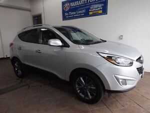 2015 Hyundai Tucson LIMITED AWD LEATHER SUNROOF