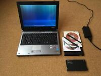Toshiba Portégé M700 Laptop/Tablet