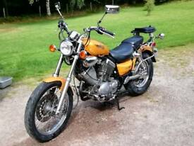 Yamaha Virago XV535 A2 compliant for sale
