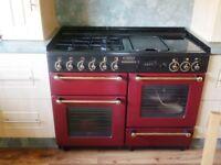 Rangemaster leisure 110 cooker