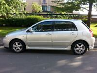 ★ FULL S.H ★ EXCELLENT CONDITION ★ 79,000 MLS ★ 2005 Toyota Corolla 1.4 T3 COL COLL'N,5dr ★ YRS MOT