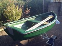 ROWING / FISHING DINGHIES 9FT 6 AND 12 FT MODELS