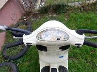 Vespa ET4 for sale £300