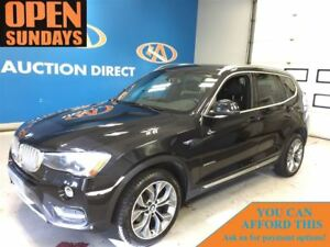 2015 BMW X3 xDrive28d DIESEL! NAVI! FINANCE NOW!