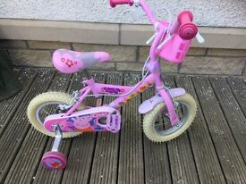 Peppa Pig 12inch bicycle