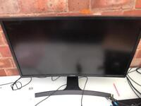 Curved screen gaming monitor - open to offers
