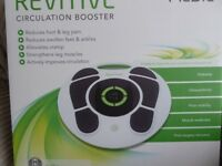 REVITIVE MEDIC CIRCULATION BOOSTER ISO ROCKER NEW BOXED