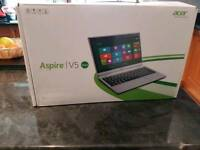 Acer Aspire Laptop with Radeon graphics and touchscreen!