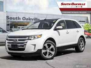 2014 Ford Edge Limited|BTOOTH|HTD LTHR|NAV|SUNROOF