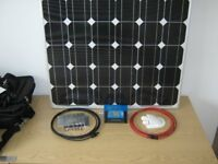 190w / 200w Large Solar Panel Kit For Caravan, Motor, Camper Van, Stables or Garden Shed