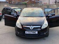 Vauxhall, CORSA, Hatchback, 2007, Manual, 1364 (cc), 5 doors