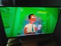 "JVC 32"" HD LEDBACKLIT LCD TV"