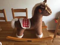 Mamas & Papas Rocking Horse.