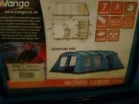 Vango monte Verde 700 tent. Brand new
