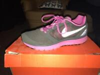 WMNS Nike free 5.0 print Ladies running trainers