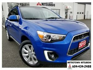 2015 Mitsubishi RVR GT Premium 4WD; No accidents! Certified!