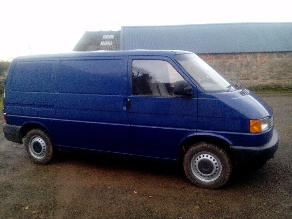 vw transporter t4 800 special 1 9 td in brechin angus. Black Bedroom Furniture Sets. Home Design Ideas