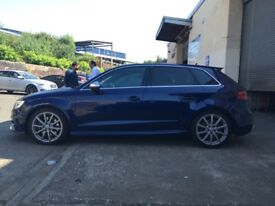 Audi S3 8V S-Tronic 2014 Stage 2