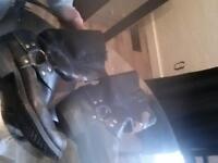 black harley davidson boots