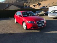 Audi A3 1.6 Sportback 5dr*Timing Belt+Water Pump Done*12 Months MOT Included*Just Serviced*