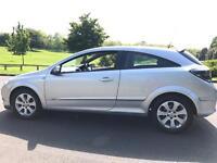 Vauxhall Astra1.4 i 16v Breeze Plus Sport Hatch 3dr 64k 2008 low mileage cheap sport Alloys
