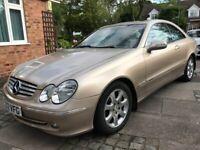 Mercedes 270 CDI CLK