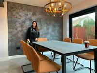 Venetion Plaster Surface Design Specialist's