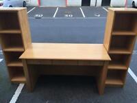 High-quality Oak Office Desk