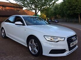 Audi A6 s line 2.0 TDI automatic 2013 full servis history hpi clear P/x welcome