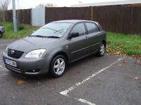 Toyota Corolla 5 Door 1.6 L Manual Body Kit Astra Golf A3 Civic Style Low Mileage Delivery Possible