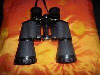 Mark Scheffel ZOOM 15X-30X50 binoculars with case