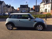 MINI 1.6 ONE PEPPER 2011! LOW MILEAGE! 12 MONTHS MOT! EXCELLENT CONDITION!!!