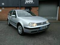 Volkswagen Golf estate 1.9tdi,only 45,000. six-speed gearbox,FSH,long mot, Perfect condition!!!!!