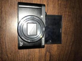 Sony WX500 Vlogging Camera 1080p HD