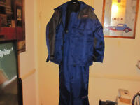 advanti cold weather fishing suit unused in bag